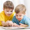 Trillizos: Chicos más retrasados con la lectoescritura