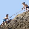 Los gemelos, mellizos y actividades en común, ¿Se animan mutuamente o se desaniman?