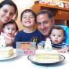 Una experiencia de lactancia materna exclusiva con mellizos