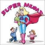 ¿Las multimadres somos super madres?