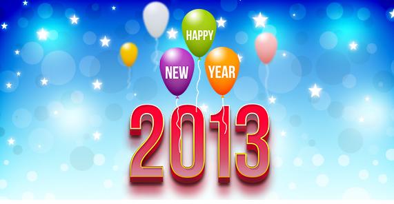 ¡Feliz año nuevo y gracias por seguirme!
