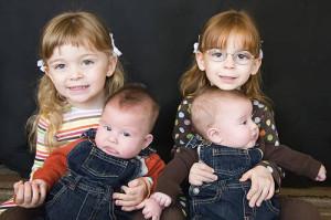 Como saber si una mujer embarazada tendra gemelos