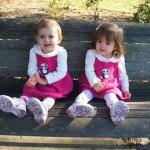 Las gemelas de Paulette: un embarazo estupendo de 38 semanas
