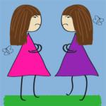 Gemelos que odian ser gemelos; cuando el vinculo se convierte en un lastre