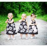 hermanas trillizas