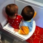 Un día en la vida de una madre de mellizos de 20 meses (II)