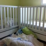 Un día en la vida de una madre de mellizos de 20 meses (I)