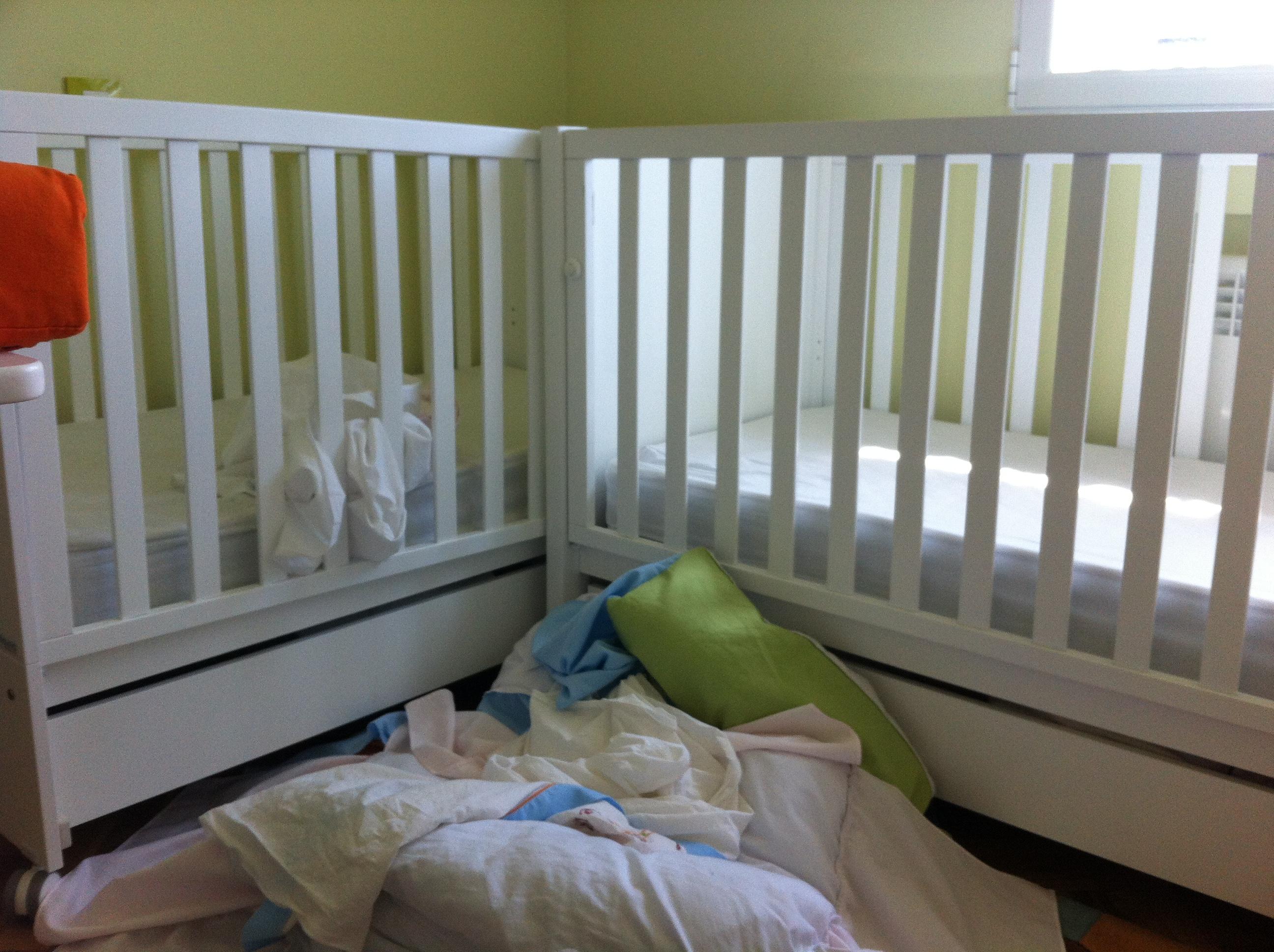 Un d a en la vida de una madre de mellizos de 20 meses i - Habitacion de bebe fotos ...