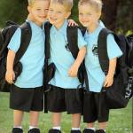 Gemelos, mellizos y trillizos en el colegio, ¿Juntos o separados?