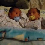 La historia de los gemelos Demian y Leonardo