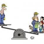 Los Reyes Magos no existen y la igualdad laboral tampoco