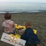 Crónica de mis vacaciones en la playa con mellizos (8-21 meses)