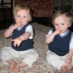 Lenguaje de signos para tus bebés gemelos, mellizos o trillizos (I)
