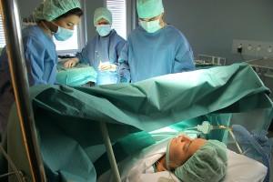 La cesárea programada siempre es mejor que la de urgencia porque te da tiempo a prepararte y estás despierta durante la intervención