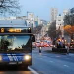 Discriminación de los carros gemelares en los autobuses de Madrid