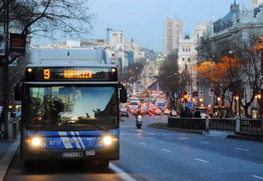 f79abfc1c Discriminación de los carros gemelares en los autobuses de Madrid ...