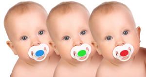 Conocer la zigosidad de tus trillizos te ayudará a la hora de educarles