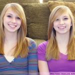 Los gemelos en espejo
