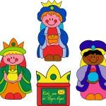 Carta a los Reyes Magos de una mamá de mellizos