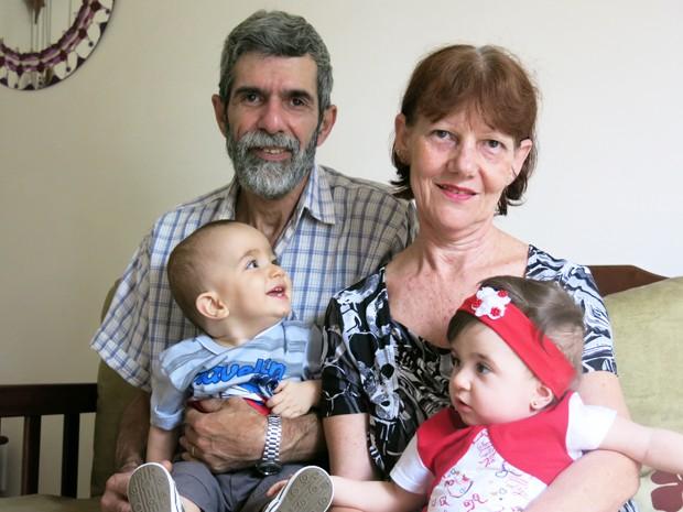 Antonia Asti: madre de mellizos a los 61 años