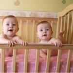 Esperando gemelos, ¿Moisés, minicuna o directamente cuna?