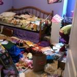 ¿Cómo sobrevivir al desorden doméstico generado por los niños?
