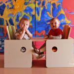 Nuun Kids Design: Muebles evolutivos para gemelos y mellizos
