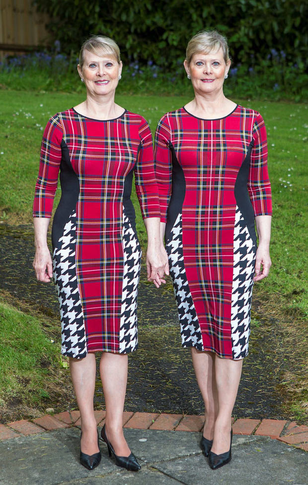 Kathy y Rosey visten exactamente igual desde hace 14 años