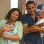 Parto diferido de gemelos y mellizos: Nacer en días distintos