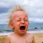 Cuando a los niños no les gustan las vacaciones
