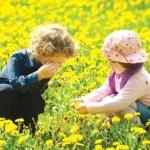 Niños con déficit de naturaleza