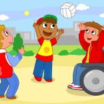 Tener un gemelo, mellizo o trillizo con discapacidad