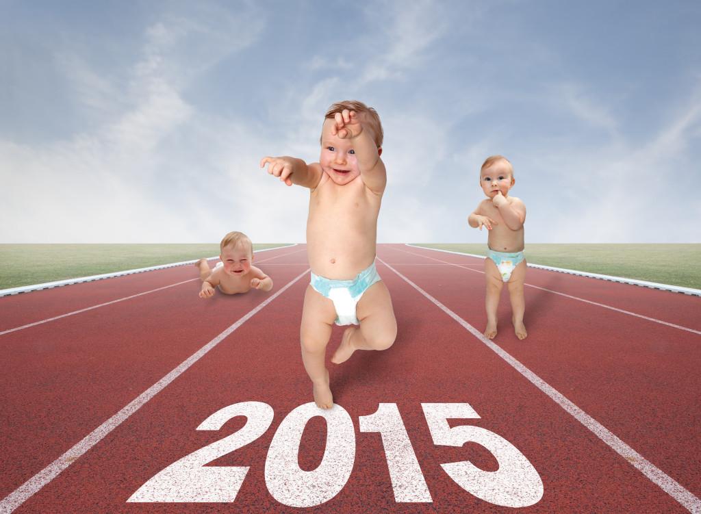 ¡Hemos llegado al fin al 2015 de milagro y agotados!