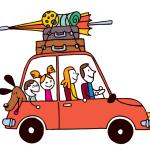 Viajar con mellizos de 4 años, ¡Que estrés!