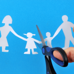 El divorcio con gemelos, mellizos o trillizos