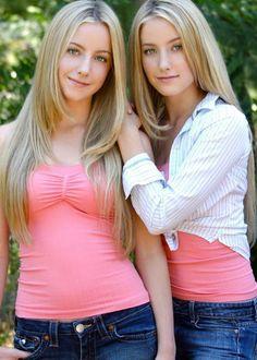 gemelas adolescentes