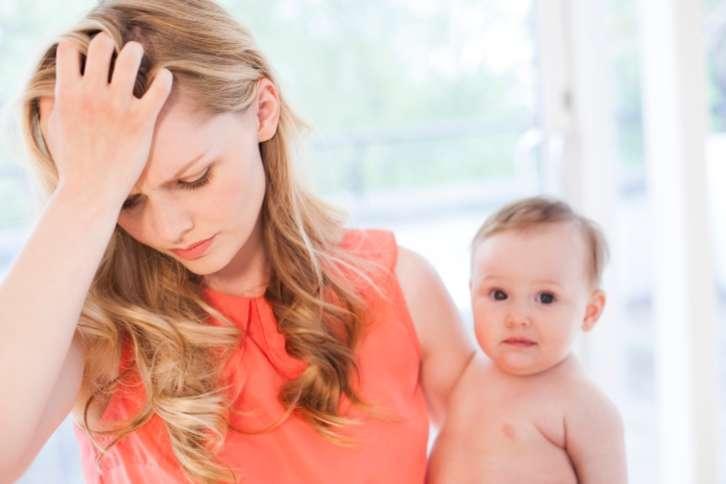 maternidad frustracion ayuda