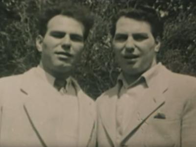 Gemelos y enemigos: La historia de Oskar y Jack Yufe