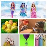 Manualidades de Pascua  y concurso de Barbie Dreamtopia