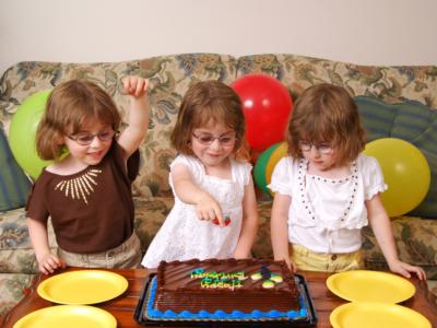Hermana de trillizas: Cuando (más de) tres son multitud