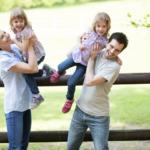 Los encuentros con otros padres de gemelos, mellizos o trillizos son muy enriquecedores