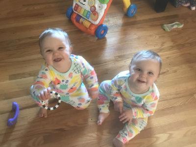 Criar gemelos y mellizos: Viendo doble